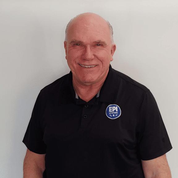 Enrich Products Ionization staff Barry Wandel